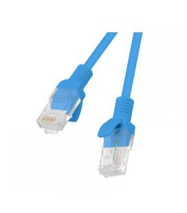 Latiguillo de red apantallado lanberg pcf5-10cc-0300-b - rj45 - ftp - cat 5e - 3m - azul