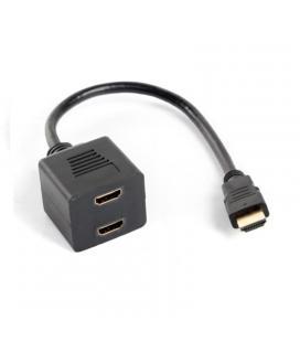 SPLITTER HDMI-A MACHO A 2XHDMI-A