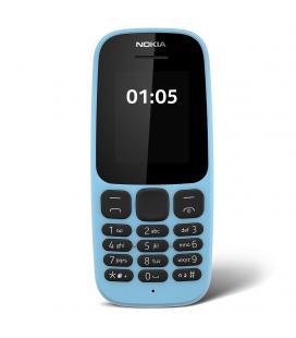 TELÉFONO NOKIA 105 BLUE -