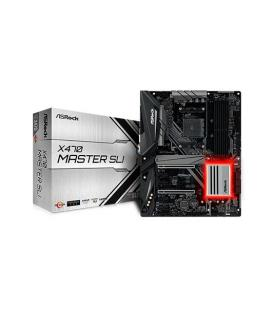 PLACA BASE ASROCK AM4 X470 MASTER SLI
