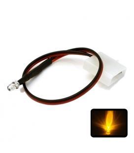 Phobya LED 5mm. Ultrahell Amarillo - Imagen 1