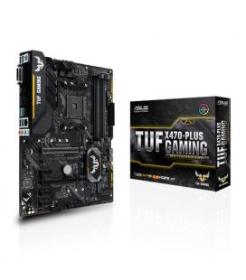 PLACA ASUS TUF X470-PLUS GAMING