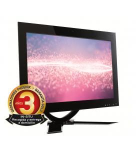 "Ordenador phoenix all in one concept intel core i5 8gb ddr4  ssd 240gb led 23.5""  rw wifi webcam"