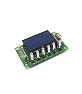 PLACA DISPLAY+SD+USB (KE0003E-BACK-V8) PARA USB-15A