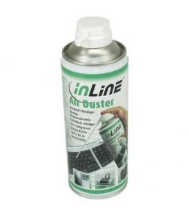 Inline 43210. Spray de aire comprimido para limpieza. 400ml