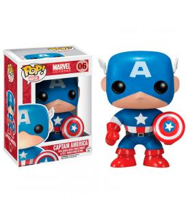 Figura POP Vinyl Marvel Capitan America - Imagen 1