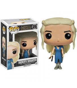 Figura POP Game of Thrones Mhysa Daenerys Blue Dress - Imagen 1