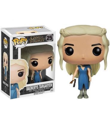 Figura POP Game of Thrones Mhysa Daenerys Blue Dress - Imagen 1