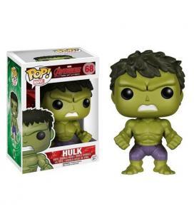 Figura POP Vinyl Vengadores Avengers Marvel Age of Ultron Hulk