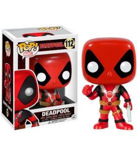 Figura POP! Marvel Deadpool Thum Up