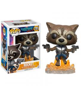 Figura POP! Guardians of the Galaxy 2 Rocket - Imagen 1