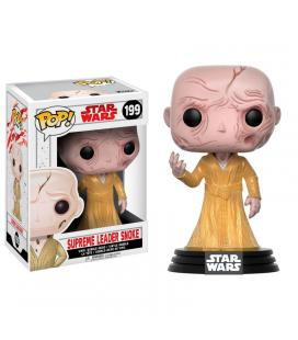 Figura POP Star Wars The Last Jedi Supreme Leader Snoke - Imagen 1