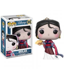Figura POP! Disney Princesas Mulan