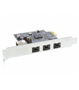 Inline 76615I. Tarjeta PCIex1 FireWire800 3ext + 1int