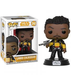 Figura POP Star Wars Solo Lando Calrissian - Imagen 1