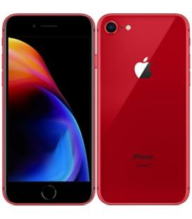 "Telefono movil smartphone apple iphone 8 256gb rojo / 4.7""/ lector de huella / edicion especial"