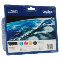 CARTUCHO TINTA BROTHER LC-985 VALUE