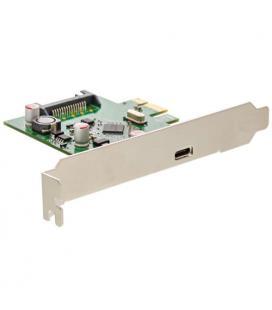 Inline 76660D. Tarjeta PCIe x1 con 1 puerto USB 3.1 Tipo C. - Imagen 1