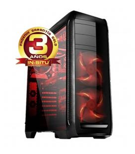 Ordenador phoenix gaming shogun intel core i5 vga g-force strix gtx 1050 4gb ddr5 8gb ddr4 1tb rw atx pc