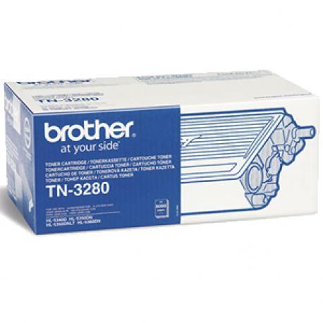 TONER NEGRO BROTHER 8000 PAGINAS - Imagen 1