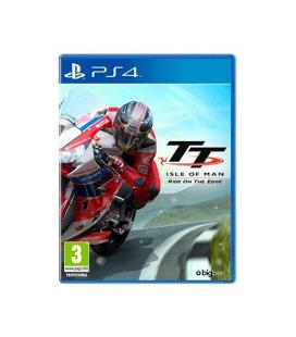 JUEGO SONY PS4 TT ISLE OF MAN
