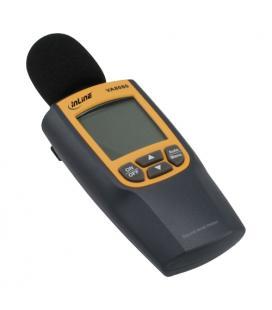 Inline 43112. Medidor de nivel sonoro