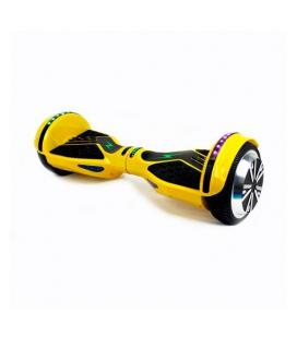 SCOOTER ELECTRICO SKATEFLASH K6+N YELLOW AMARILLO