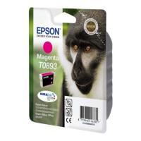 Cartucho tinta magenta epson t0893 - 3.5ml - mono - compatible segun especificaciones