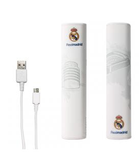 Real Madrid PowerBank 2600mAh Logotipo