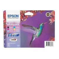 CARTUCHO MULTIPACK EPSON T0807 -