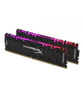 MEMORIA KINGSTON HYPERX PREDATOR RGB DDR4 16GB KIT2 2933MHZ