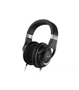 Genius HS-610 Negro Supraaural Diadema auricular