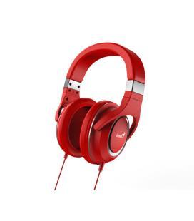 Genius HS-610 Rojo Supraaural Diadema auricular