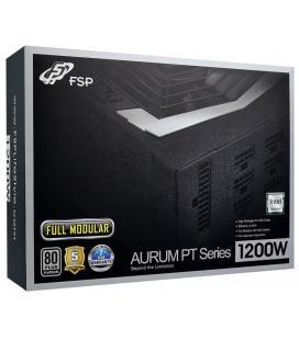 FSP/Fortron PT-1200FM 1200W ATX Negro unidad de fuente de alimentación