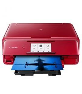Multifuncion canon ts8150 inyeccion color pixma a4/ 4800ppp/ wifi/ pantalla tactil 10.8cm/ ranura tarjeta memoria/ 6 depositos t
