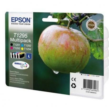 CARTUCHO TINTA EPSON T1295 MULTI-PACK - Imagen 1