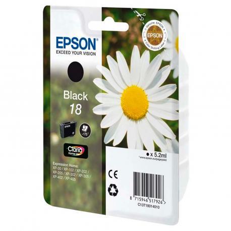 CARTUCHO TINTA EPSON T180140 175 - Imagen 1