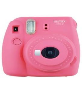 Camara fujifilm instax mini 9 rosa - Imagen 1
