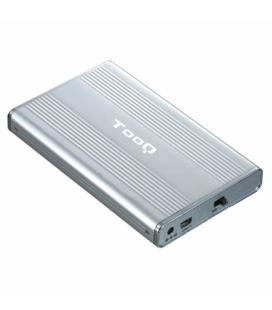"""TooQ TQE-2512 caja externa 2.5"""" IDE/SATA a USB 2.0 - Imagen 1"""