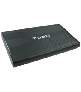 """TooQ TQE-2510B caja HD 2.5"""" SATA USB 2.0 negra - Imagen 1"""