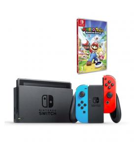 CONSOLA NINTENDO SWITCH RED&BLUE SÚPER