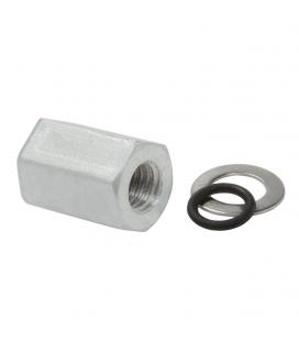 Anodo de sacrificio de aluminio para torqeedo cruise 2.0/4.0 r/r/fp