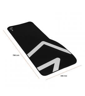 Alfombrilla aim aimmp - superficie 798*346mm - superficie tela - base caucho natural - bordes reforzados