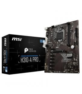 MSI Placa Base H310-A PRO ATX LGA1151