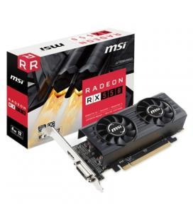 MSI VGA AMD RX 550 4GT LP OC 4GB DDR5