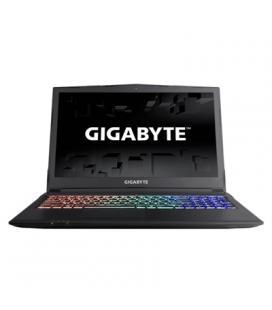 "Gigabyte Sabre 15G i7-8750 16 256+1TB 1050 W10 15"""