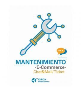 NP Mantenimiento Ecomerce Chat&mail o ticket Anual - Imagen 1