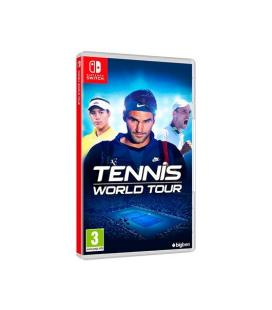 JUEGO NINTENDO SWITCH TENNIS WORLD TOUR - Imagen 1