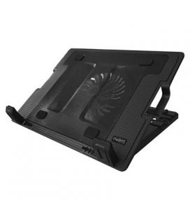 """EWENT EW1258 Soporte Ventilador Portatil 17""""+2 USB - Imagen 1"""