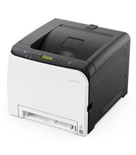 Impresora ricoh laser color spc261dnw a4/ 20ppm/ 256mb/ usb/ red/ wifi/ wifi direct/ nfc/ duplex